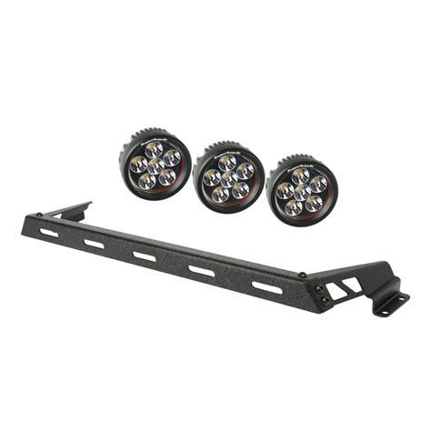 wrangler led light bar wrangler jk 3 led lights light bar 11232 13