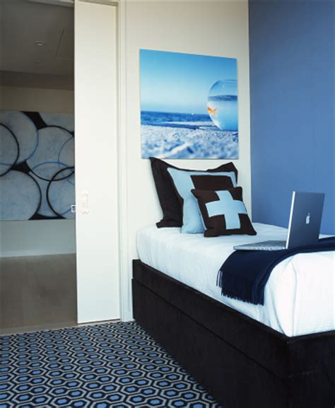 blue and black bedrooms blue and black bedroom for boys bedroom ideas pictures