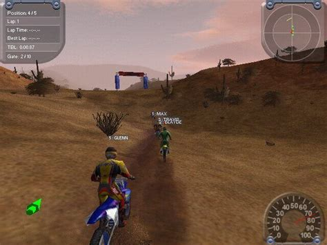 motocross madness motocross madness 2 windows my abandonware