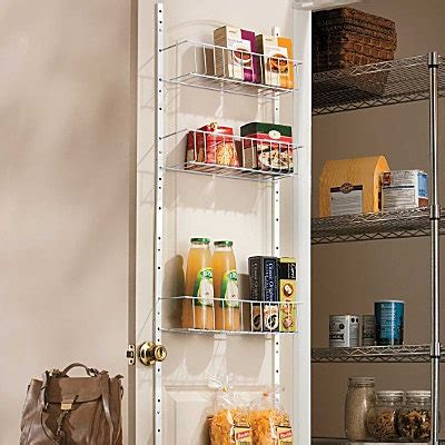 pantry door racks 39 99 kitchen storage gadgets