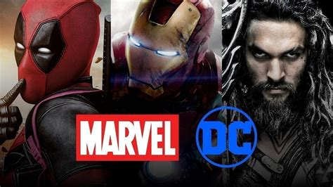 marvel coming out in 2018 slideshow all the marvel and dc coming in 2018