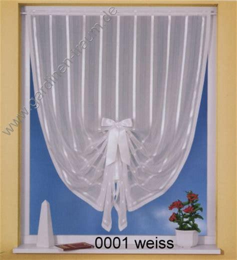 Vorhang Raffen