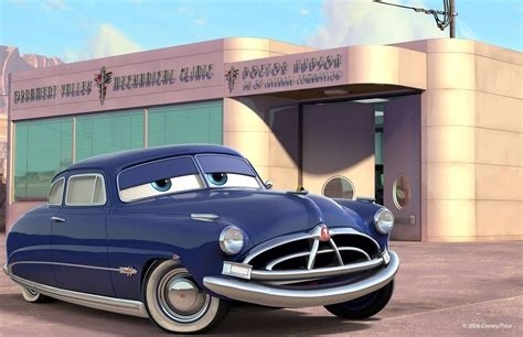 Doctor After Car 2 by Doc Hudson Pixar Wiki Fandom Powered By Wikia