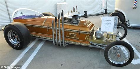 Where Is The Munsters Car Today by The Jet Powered Coffin Inspired By The Munsters That Does