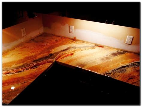 Epoxy Resin Kitchen Countertops by Epoxy Resin Kitchen Countertops Kitchen Set Home