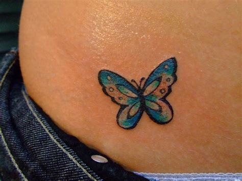 small butterfly tattoos on back small butterfly on shoulder design idea