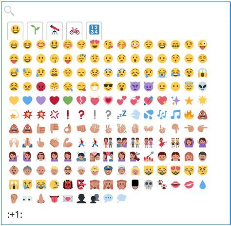emoji github github chadoh react emoji picker a react component