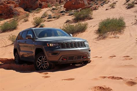 2019 Jeep V8 by 2019 Jeep Grand Trailhawk Review Autoguide