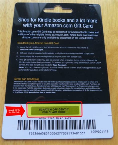 Amazon Gift Card Claim Codes - amazon cash back million mile secrets