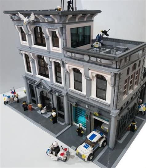 Best 25  Lego police station ideas on Pinterest   Lego