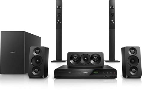 amazon com home audio electronics speakers home theater philips htd5550 94 home theatre amazon in electronics