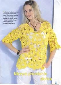 patrones de blusas tejidas a crochet patrones blusa tejida imagui car interior design