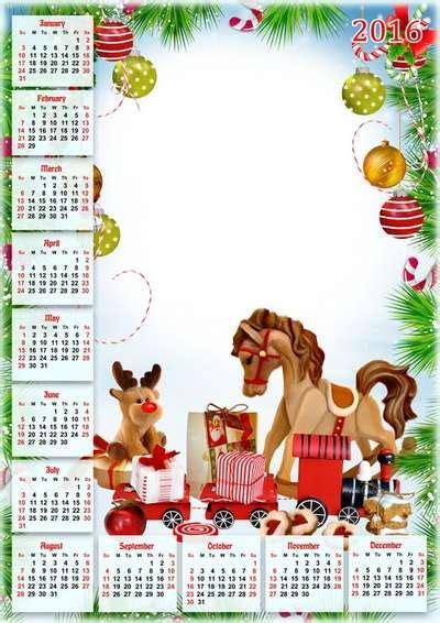 Google Drive Calendar Templates 2016