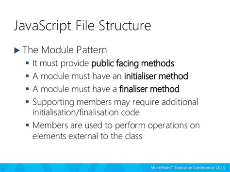 javascript module pattern public variables you don t know js about share point hugh wood