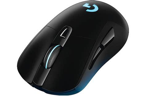 Dijamin Logitech G403 Prodigy Gaming Mouse logitech g403 wireless gaming mouse en roeu