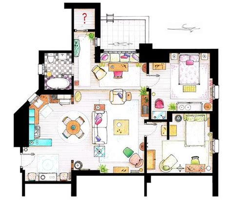 friends floor plan 1000 ideas about friends apartment on pinterest friends