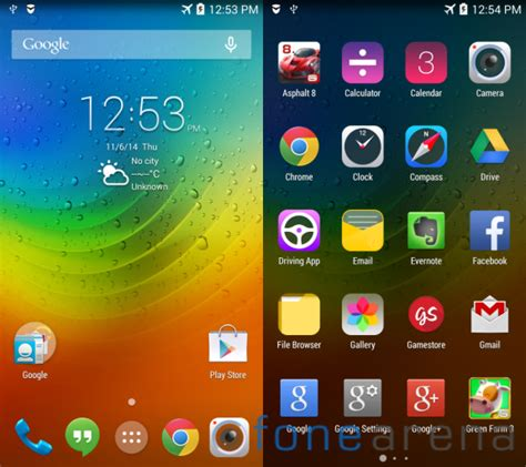 themes for lenovo vibe z2 pro lenovo vibe z2 pro review