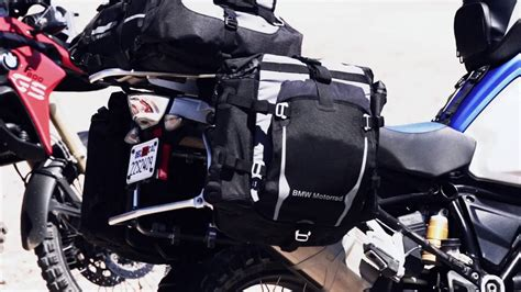 Youtube Motorrad Usa by New Bmw Atacama Off Road Luggage For Gs Motorcycles Youtube