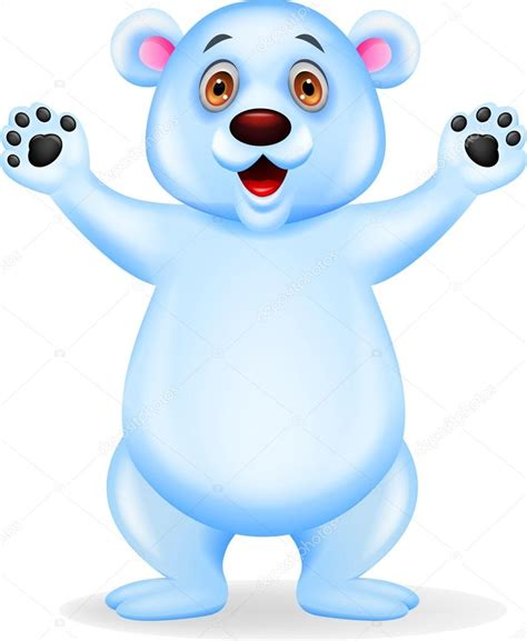 imagenes animados de osos dibujos animados de oso polar archivo im 225 genes