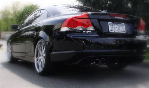 volvo c70 custom klass 2007 volvo c70 specs photos modification info