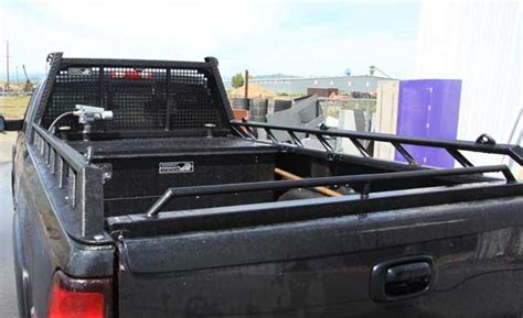 Custom Truck Bed Racks by Highway Products Heavy Truck Rack Truck Bed