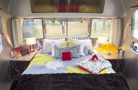 in the bedroom trailer 27 amazing rv travel trailer remodels you need to see