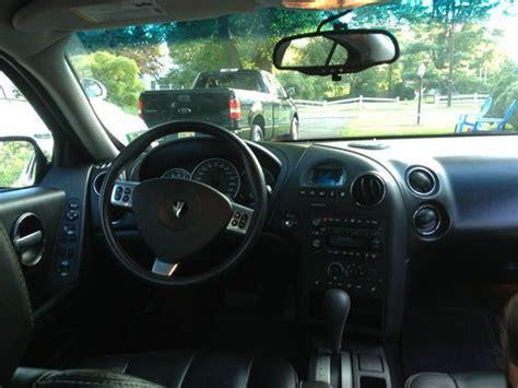 2006 Pontiac G6 Supercharger Buy Used 2006 Pontiac Grand Prix Gt Sedan 4 Door