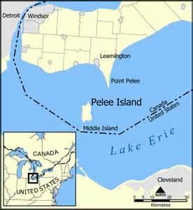 middle island lake erie