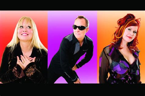 The B 52s Kicked At The by The B 52s Throw A Three At House Of Blues