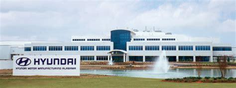 Kia Plant Alabama Special From Hyundai Alabama Open For Business