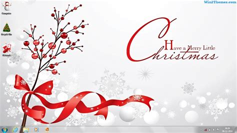 christmas themes windows christmas theme for windows 7 8 and 10 win2themes