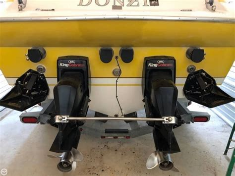donzi blackwidow 30 1990 for sale for 34 500 boats from - Donzi Black Widow Boats For Sale