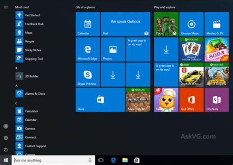 Home Design App Restart by Windows 10 Start Menu Review Tips N Tricks And