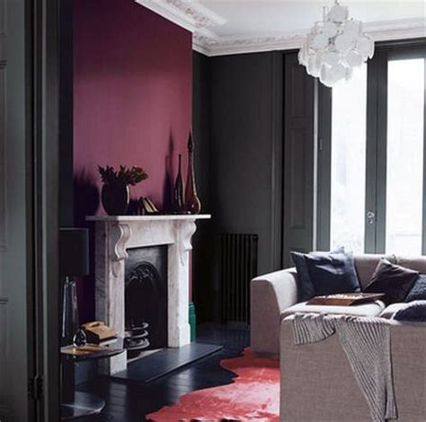 can you paint two accent walls pantone 2015 color of the year marsala