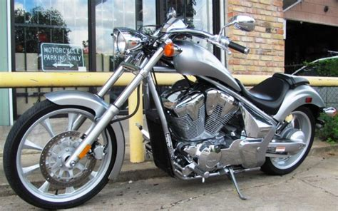 2010 honda fury for sale used 2010 honda fury vt1300cx used cruiser bike