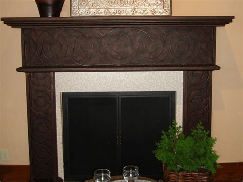 Iron Fireplace Mantel by Wrought Iron Fireplace Mantel Atlanta By