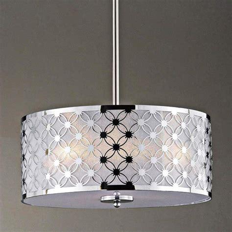indoor 3 light black chrome pendant chandelier chrome white shade 3 light pendant chandelier free