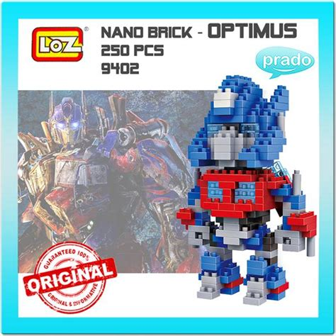 Loz Blocks Optimus Prime loz optimus prime nano brick diamon end 4 26 2019 12 15 pm