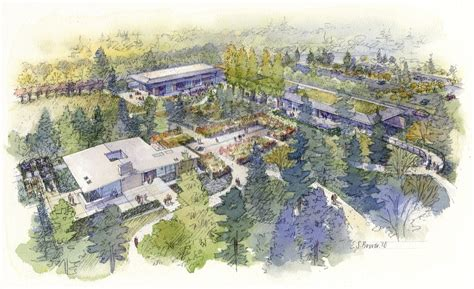 Bellevue Botanical Garden Gallery Of Bellevue Botanical Garden Kundig Architects 1