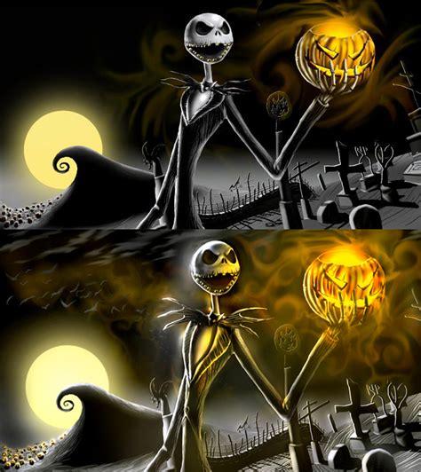 Halloween Jack The Pumpkin King - jack skellington update by afletcherkinnear on deviantart