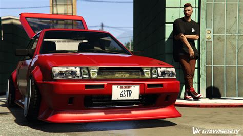 tuner cars gta 5 6str karin futo gt hatch custom tuners and outlaws add