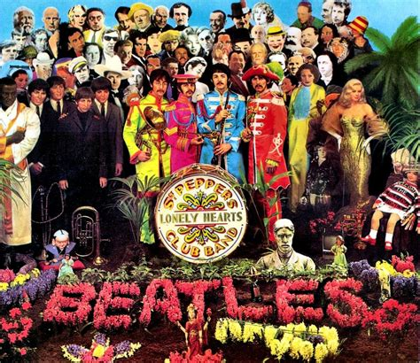 the beatles sgt peppers lonely hearts club band 100 days day 4 the beatles sgt pepper s lonely
