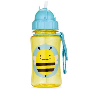 Botol Minum Sekolah Anak Motif Lucu Dengan Tombol Pink G218 botol air minum anak skiphop toko bunda