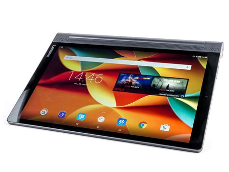 Tablet Lenovo 3 Pro test lenovo tab 3 pro 10 tablet notebookcheck tests