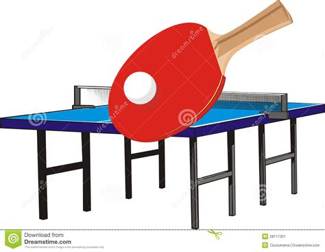 Table Tennis Equipment Stock Image Image 28117351 Table Tennis Equipment