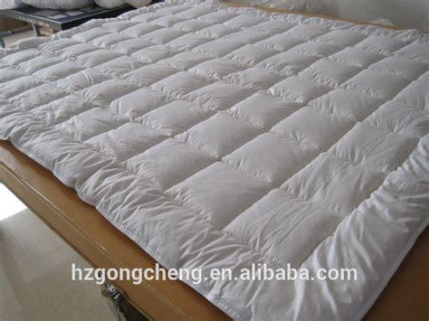 kapok comforter 100 kapok fibre quilt 350gsm filling fabric 100 cotton