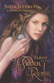 tarot of the hidden 0738730424 tarot of the hidden realm
