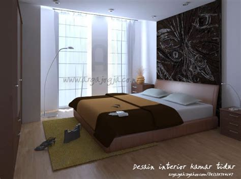 tutorial desain kamar tidur desain interior kamar tidur utama coklat elegant