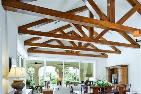 log house roofs with wooden beams decorative ceiling beams lovetoknow