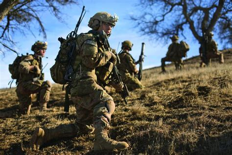 Army Ranger army rangers of their own accord